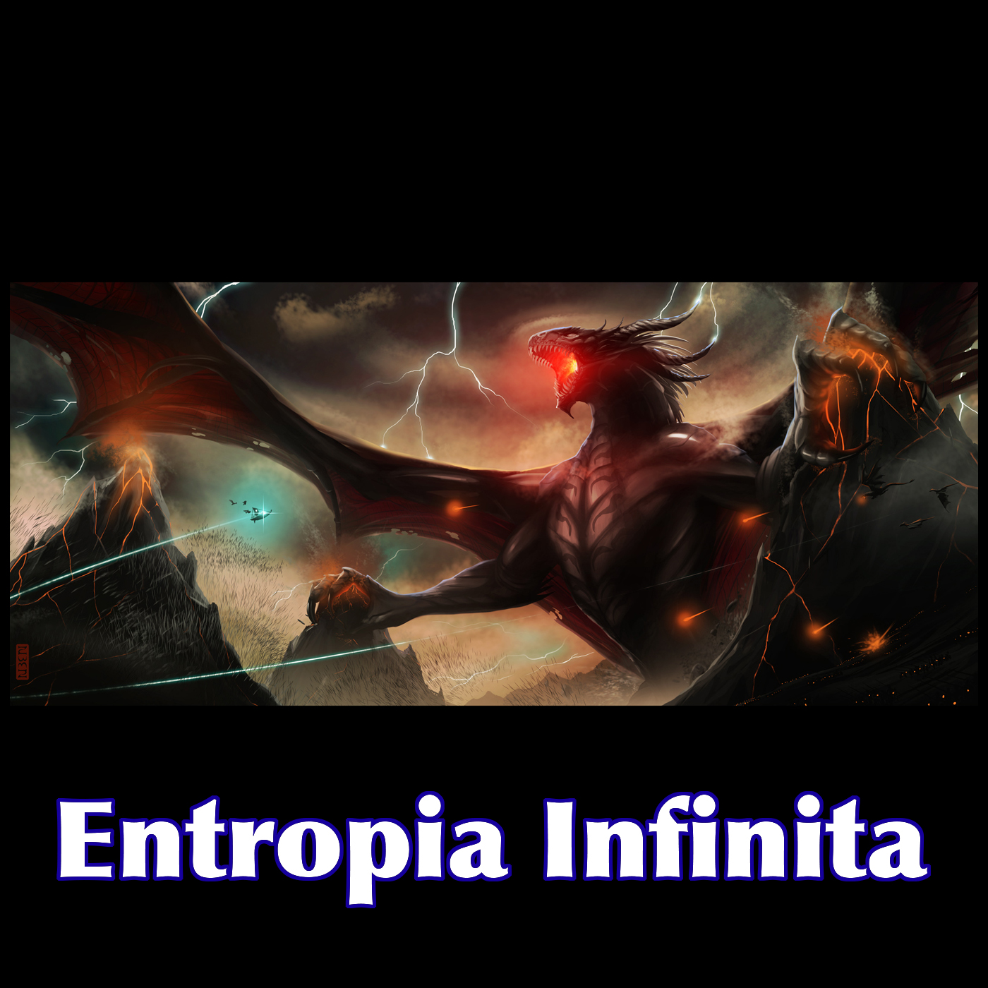 Podcasts – Entropia Infinita